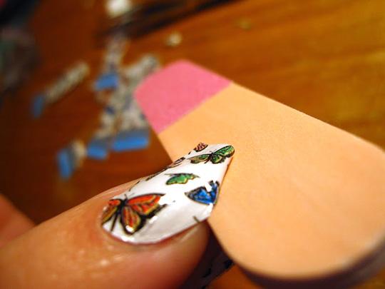 Sally Hansen Salon Effects Nail Strips