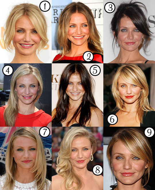 Cameron Diaz: Her Best Hair?