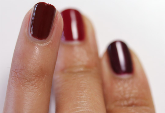 china glaze Brownstone swatch