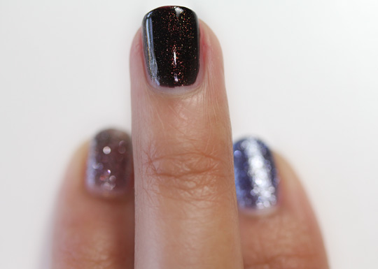china glaze Midtown Magic swatch
