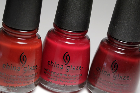 china glaze metro collection Brownstone City Siren Lofty Ambitions