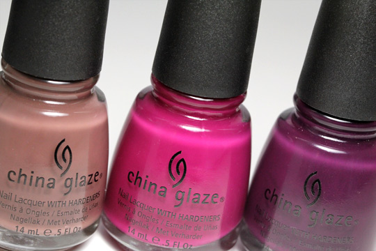 china glaze metro collection Street Chic Traffic Jam Urban-Night