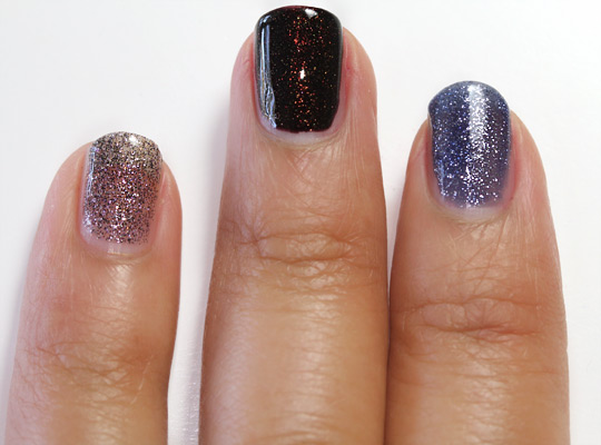 china glaze metro collection swatches CG in the City Midtown Magic Skyscraper