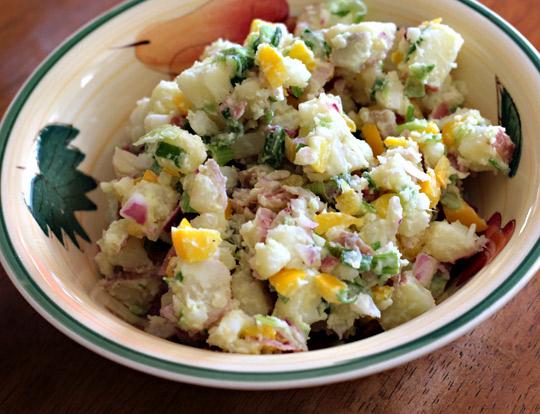 dinner-071011-baby-red-potato-salad