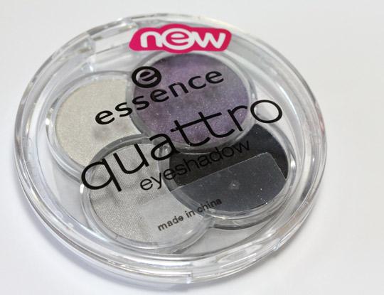 Dear Essence Quattro Eyeshadow: I've Got Nothing But XOXO's for ...