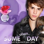 Tabs for Justin Bieber Some Other Day Fragrance