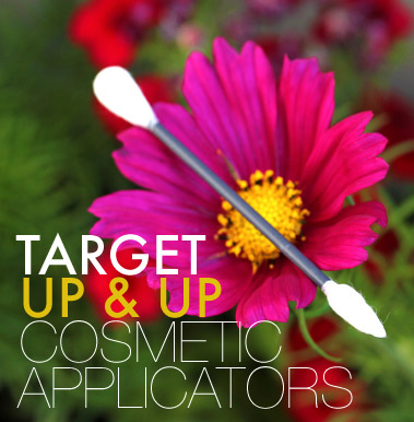 Target Up and Up Cosmetic Applicators