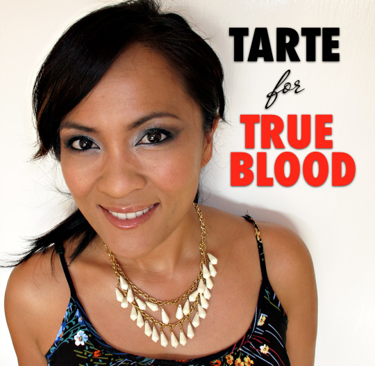 tarte for true blood palette