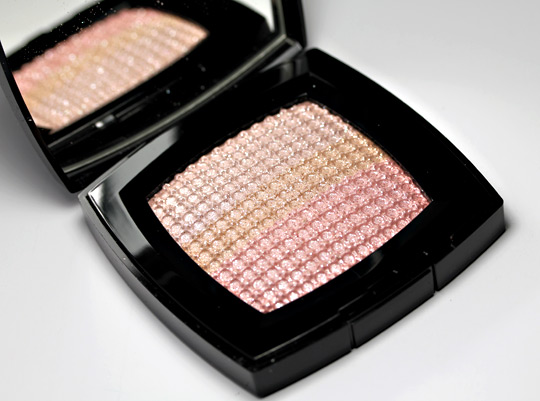 Chanel Beiges Ombres Tissees Iridescent Effects Eyes Beiges