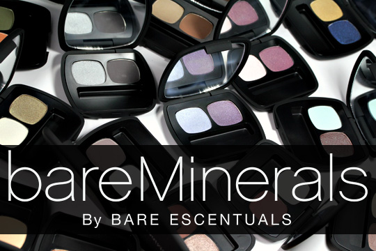 bareMinerals Ready Eyeshadows