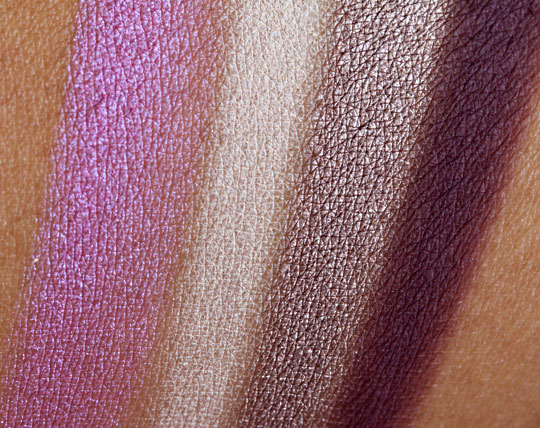 bare minerals ready swatches dream sequence