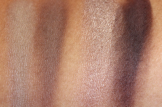 bare minerals ready swatches enlightenment epiphany