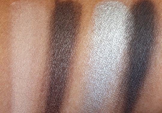 bare minerals ready swatches escape flashback