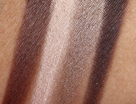 bare minerals ready swatches truth