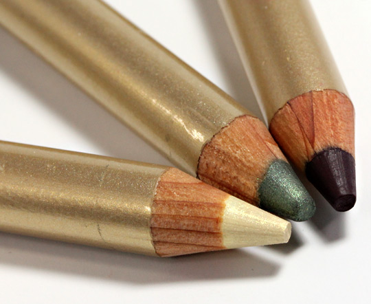 dolce gabbana sweet temptations collection fall 2011 eyeliners lip liner