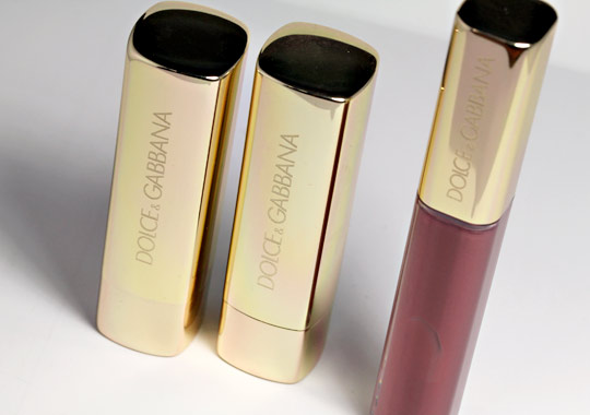 dolce gabbana sweet temptations collection fall 2011 lipstick gloss closed