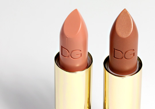 dolce gabbana sweet temptations collection fall 2011 lipstick