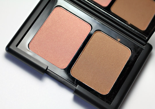 elf contouring blush and bronzing powder open