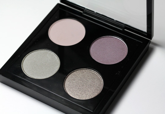 mac Lady Grey Eye Shadow Quad X 4