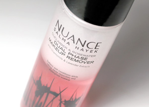 Nuance Salma Hayek Dual Phase Makeup Remover