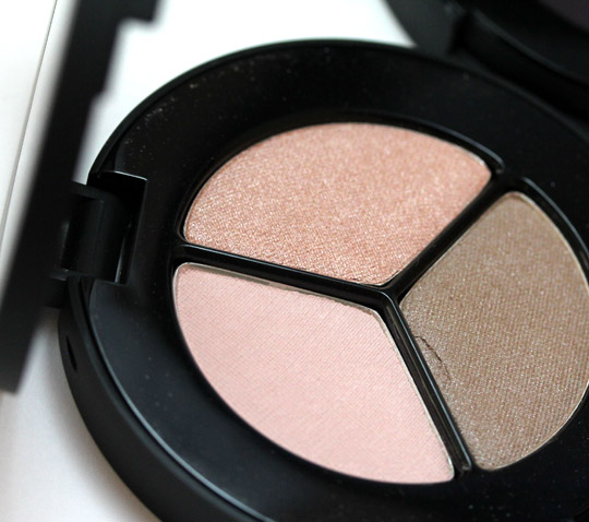 smashbox photo op eye shadow trio multi flash
