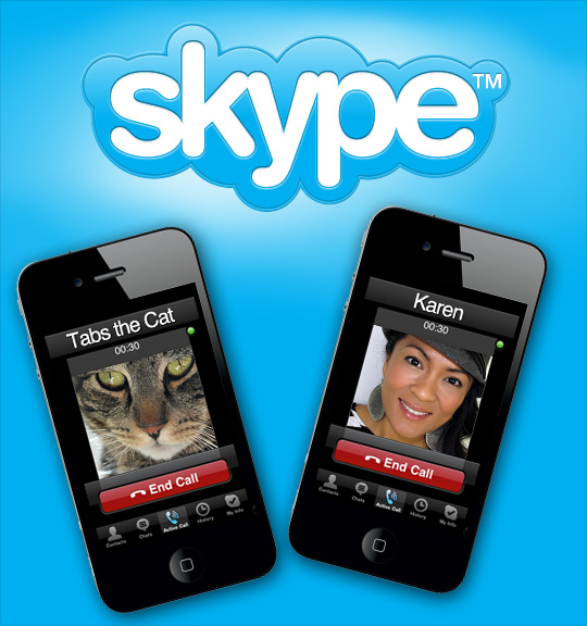 Tabs for Skype
