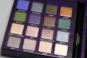 Urban Decay Book of Shadows Vol. 4