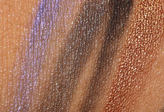 urban decay book of shadows iv swatches 1