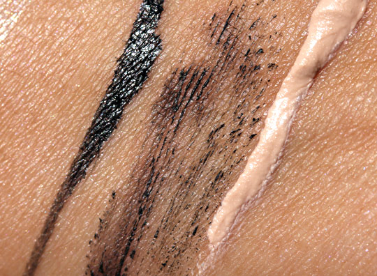 urban decay book of shadows iv swatches 5