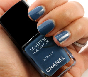 Chanel Les Jeans de Chanel Nail Polishes