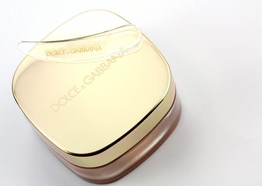 dolce gabbana perfect finish creamy foundation