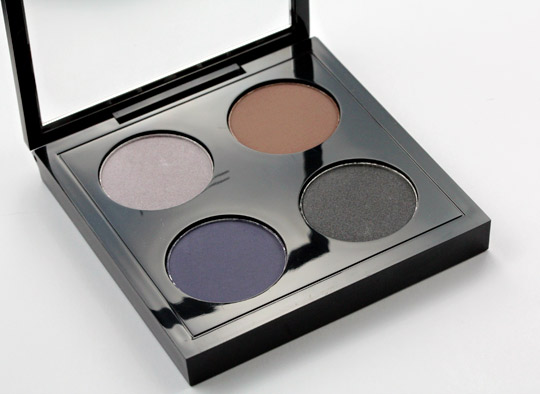 mac fall colour collection quad
