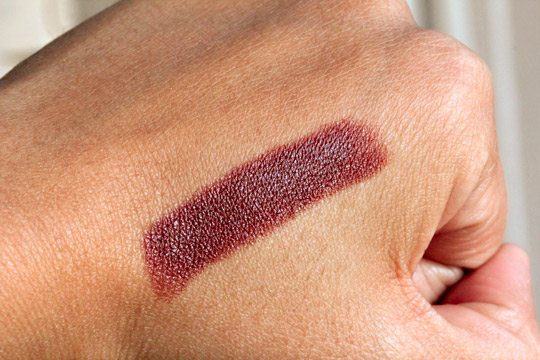 mac paramount swatch
