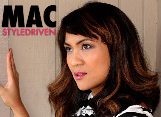 mac styledriven pro longwear eye shadows