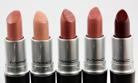 mac smoke signals lipsticks