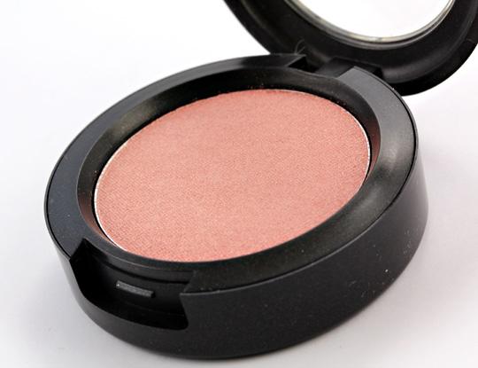 mac style driven pro longwear eyeshadow pink frontier