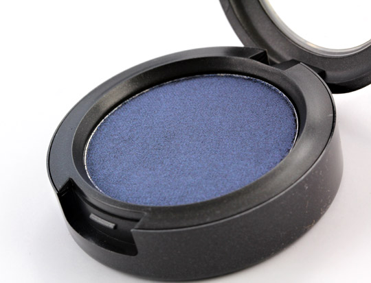 mac style driven pro longwear eyeshadow thru the night