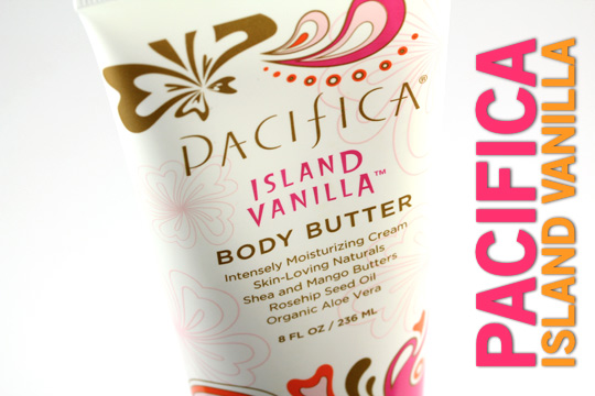 pacifica island vanilla body butter