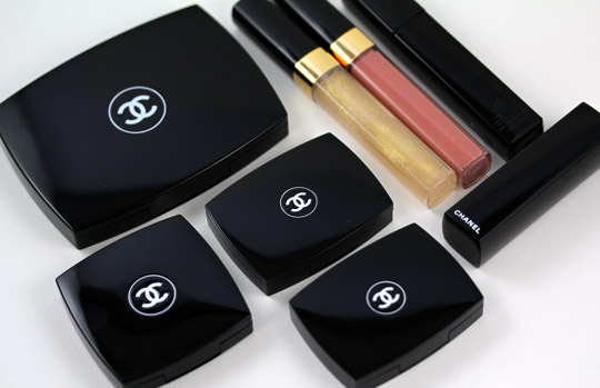 Chanel Collection Les Scintillances De Chanel closed