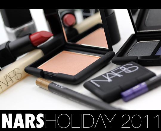 NARS holiday 2011