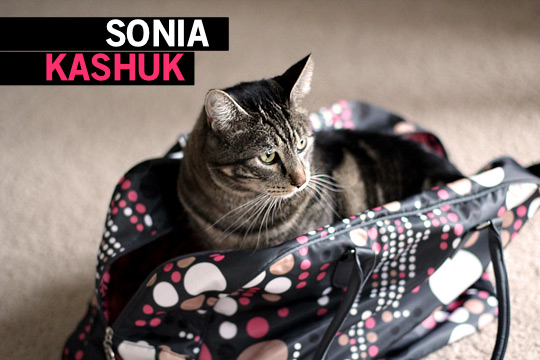 Sonia Kashuk Travel Duffle