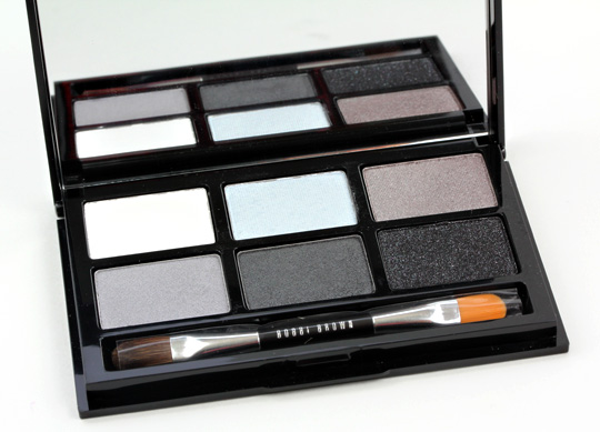 bobbi brown holiday 2011 cool party eye palette