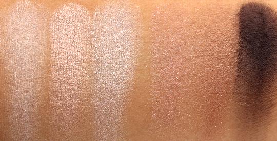 bobbi brown party eye palette swatches