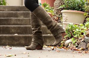 Fergie Fallen Boot