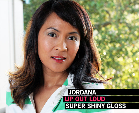 Jordana Lip Out Loud Super Shiny Gloss (4)