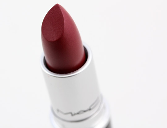 Amato MAC Unsung Heroes: Party Line Lipstick - Makeup and Beauty Blog GE38