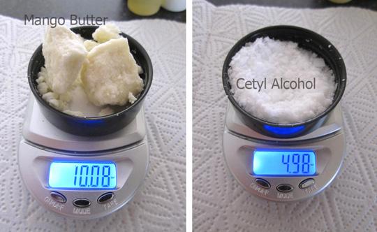 Mojito Salt Scrub