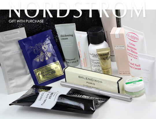 Nordstrom Gift With Purchase