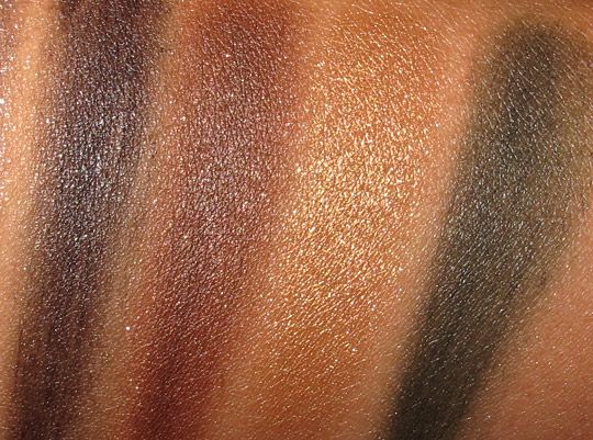 smashbox holiday 2011 swatches (14)