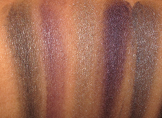 smashbox holiday 2011 swatches (13)